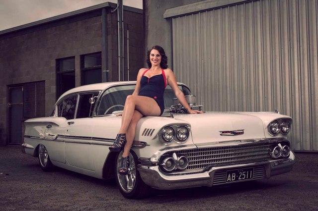 58CHEV Model Kirra Crofts Cruizin 2013 - CrcooperPhotography - 19 copy