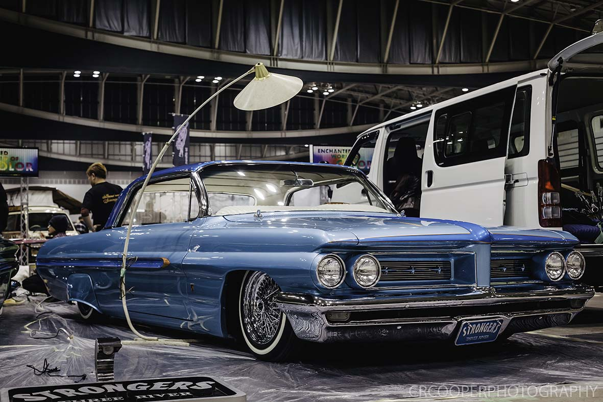 Lone Wolf Customs Car Show